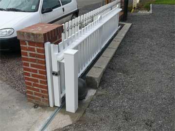 Portails - Comment decaper un portail en fer ...